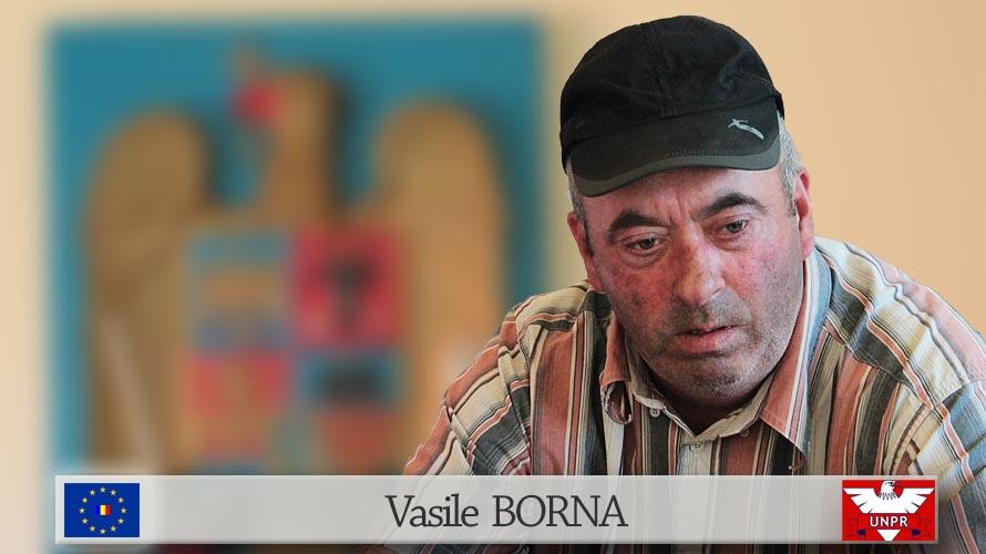 Vasile BORNA UNPR