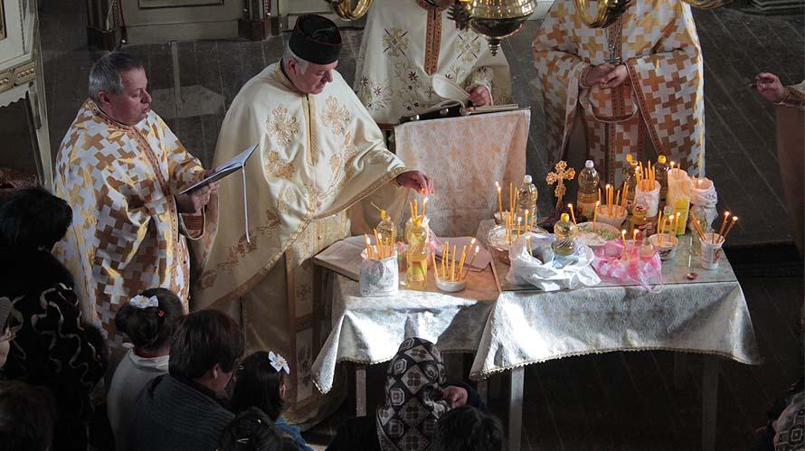 Lemniu-Hramul bisericii 2014