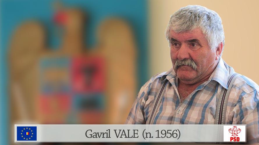 Gavril VALE n1956 PSD