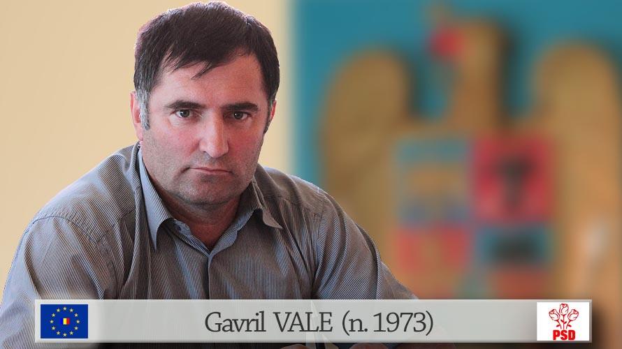 Gavril VALE n1973 PSD