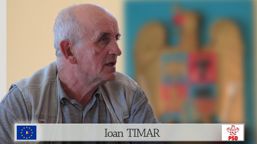 Ioan TIMAR PSD