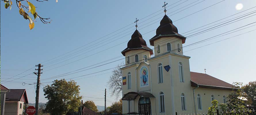 Letca-Biserica Greco-Catolica Nasterea Maicii Domnului