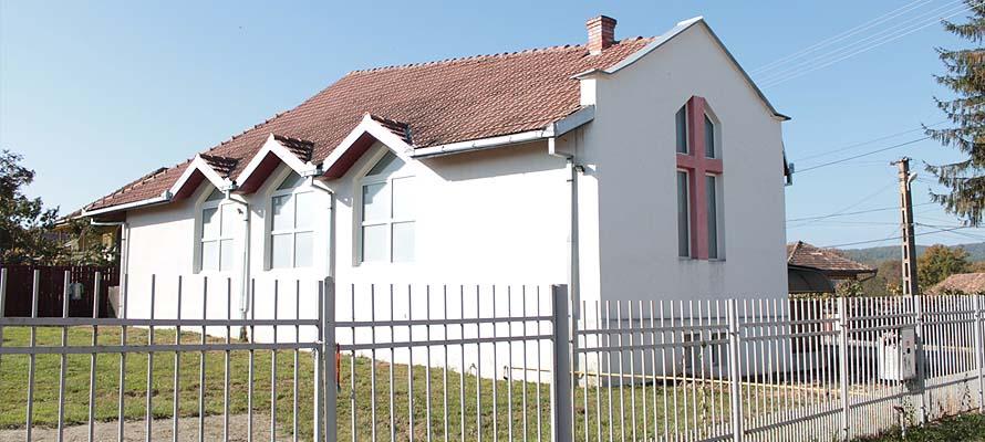 Letca-Biserica Penticostala