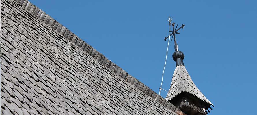 Letca-Biserica de lemn